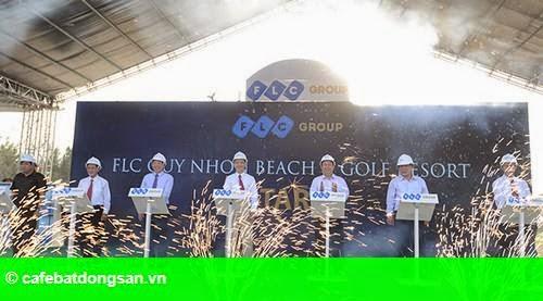 Hình 7: Khởi công Quần thể sân golf và resort 3.500 tỷ đồng tại Bình Định