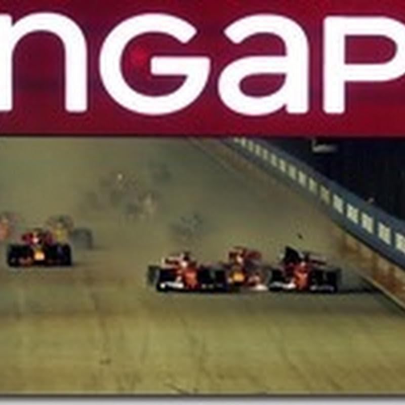 Il contatto al via è colpa di Vettel?