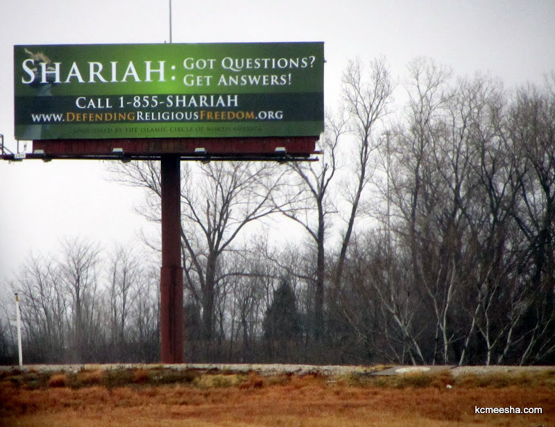 Religious Billboards of Kansas