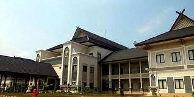 Kantor Bupati Sumedang Pemerintah Kabupaten
