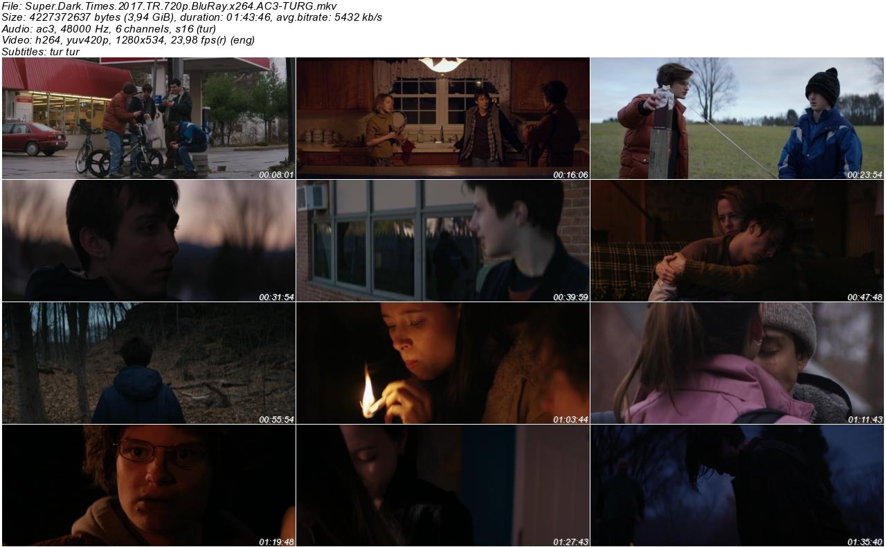 Süper Karanlık Zamanlar 2017 - 1080p 720p 480p - Türkçe Dublaj Tek Link indir