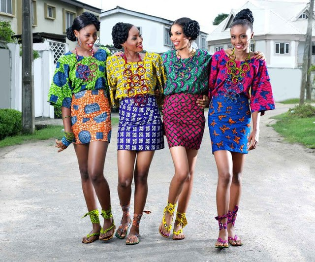 Latest Ankara Styles For Woman In 2018 4