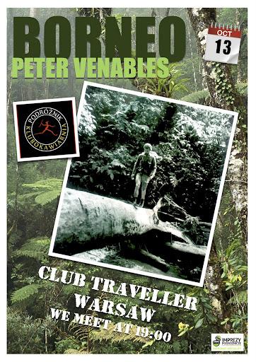 Borneo - Jungle Walk by Peter Venables Klub Podróżnik