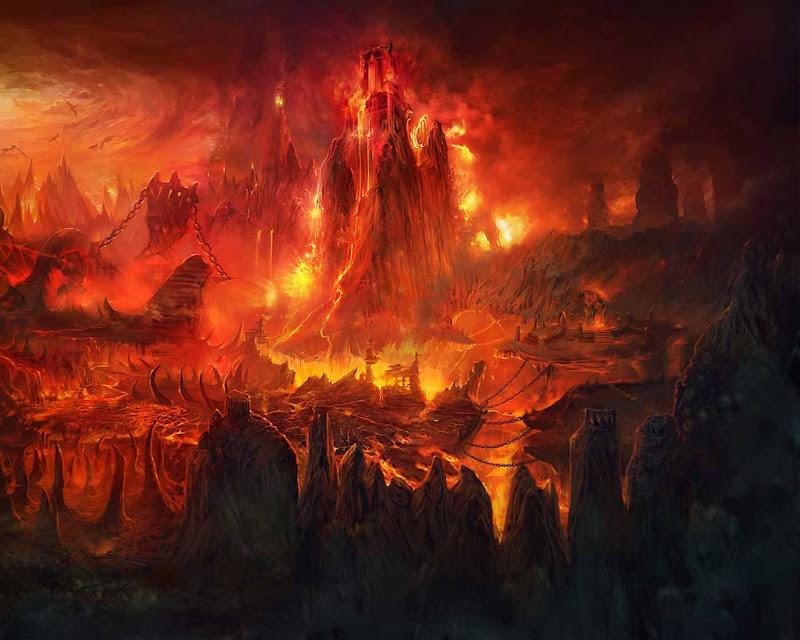 Sorrow Of Lands, Magical Landscapes 6