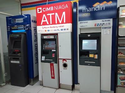 Atm Cimb Niaga Indomaret Wirobrajan Yogyakarta 62 14041