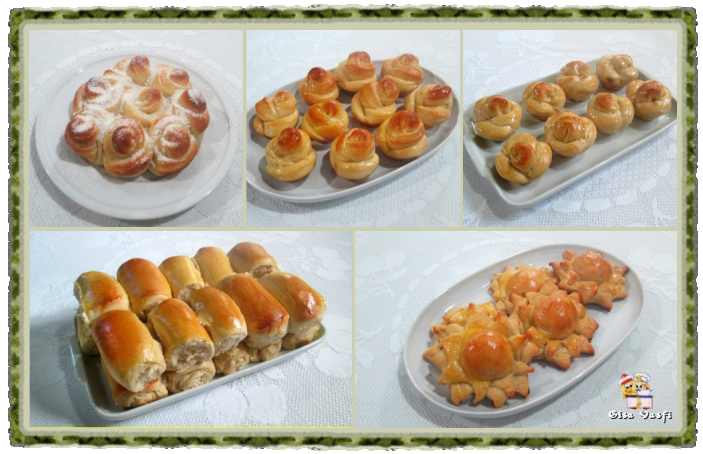 Pão licoroso de laranja 1