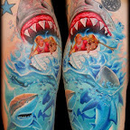 arm boat - tattoo designs