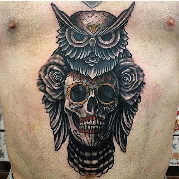 as_tatuagens_de_coruja_3
