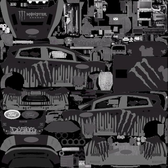 Gymkhana with Ford Fiesta GYM3 C-GRU Modify Fgk_specocc.tga