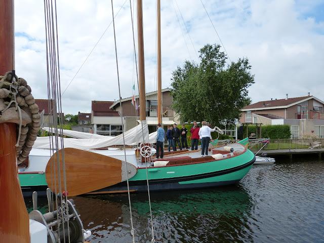 Zeilen met Jeugd met Leeuwarden, Zwolle - P1010363.JPG