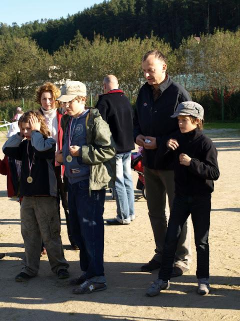 Piknik rodzinny Przygoda z orientacją 3 X 2010 - PA039367.JPG