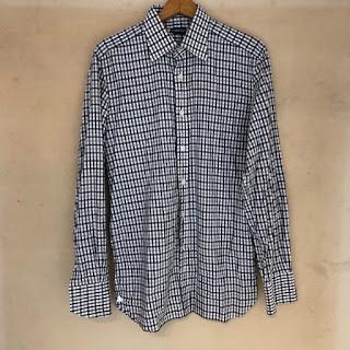 Tom Ford Gingham Shirt