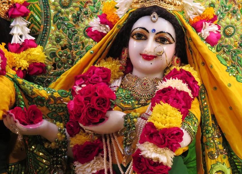ISKCON Vallabh vidhyanagar Deity Darshan 11 jan 2017 (7)