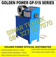 GOLDEN POWER GP 51 S (INCLUDE SKIVING)