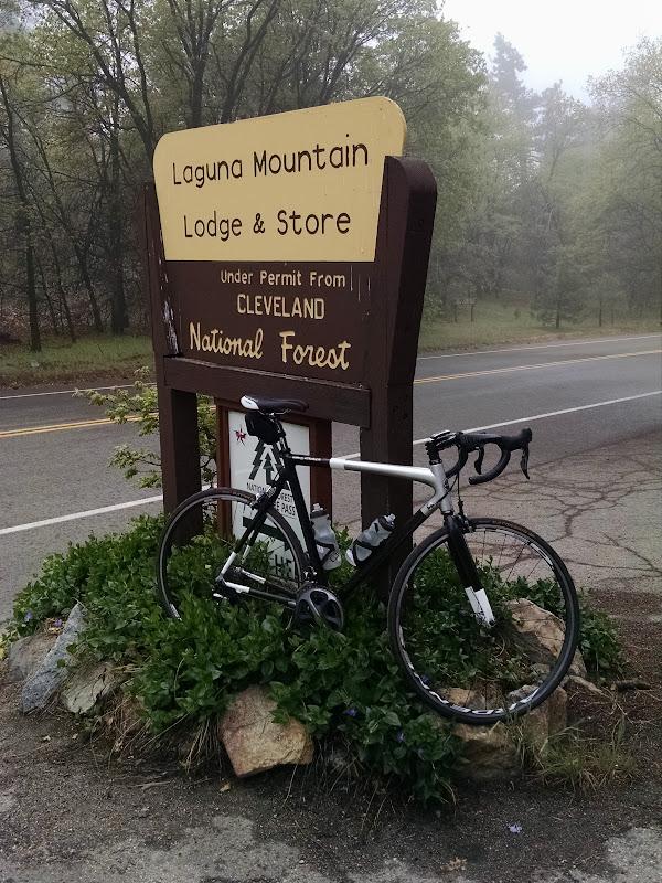 Alpine Challenge • Mount Laguna