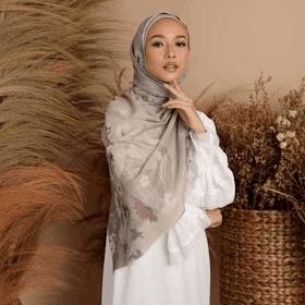 Jilbab The Novella Scarf Terbaik