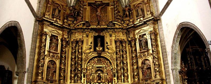 iglesia de la candelaria