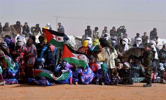 """Sahara Occidental en 2017: les autorités marocaines ont eu recours à une """"force excessive injustifiée"""""""