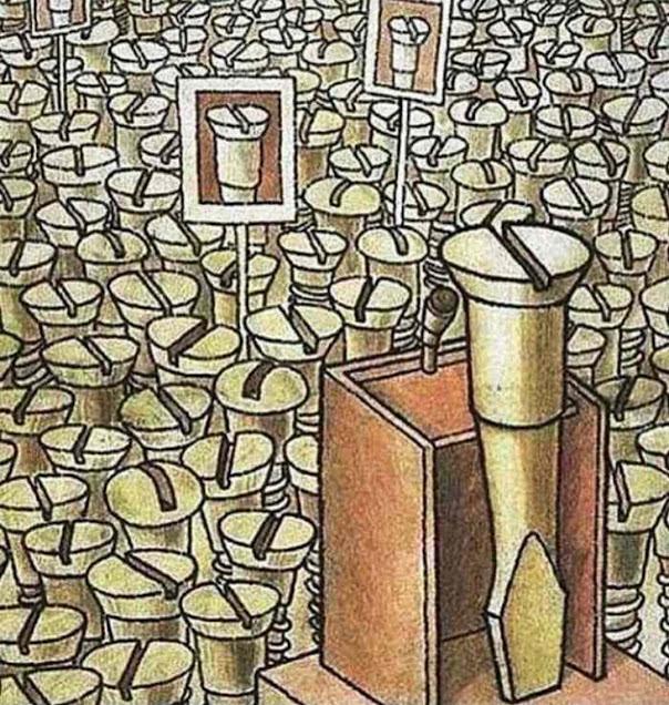 політичні карикатури