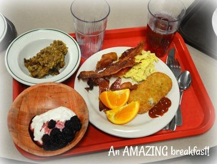 tel hai - breakfast DSC_0139