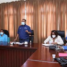Comisión de Emergencia presidida por Mictor Fernández dispone medidas contra COVID en Barahona