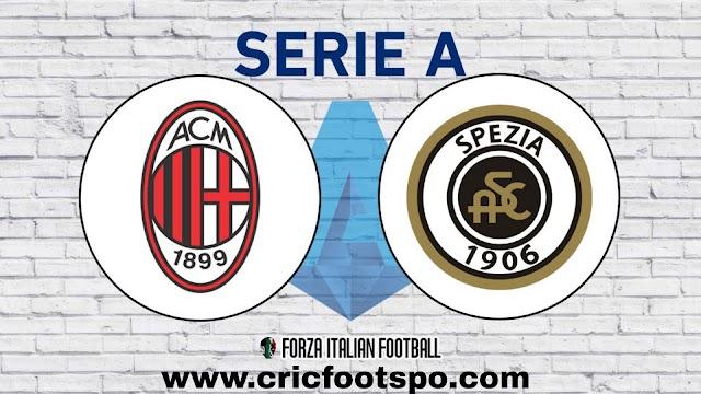 AC Milan vs. Spezia odds, expert picks, how to watch, live stream: Sept. 25 Italian Serie A predictions