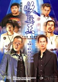Hắc Đạo Phong Vân - The King Of Debt Collecting Agent - 1999