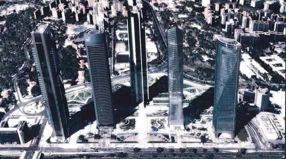 Una quinta torre junto al CTBA. Imágenes del proyecto