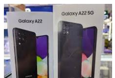 Screenshot Samsung Galaxy A22 4G/5G