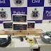 Polícia Civil prende dupla e apreende 10 Kg de Cocaína e Crack em Feira de Santana