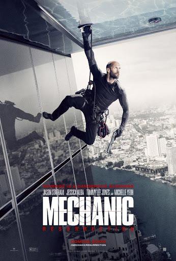 The Mechanic 2- Resurrection (2016) โคตรเพชฌฆาต แค้นข้ามโลก
