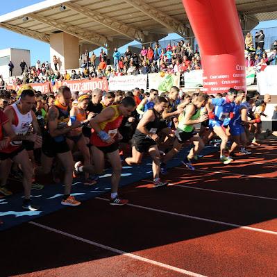 Media Maratón de Miguelturra 2015 - Carrera