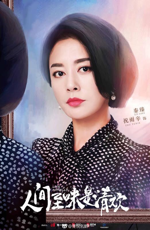 Zhu Yuxin China Actor