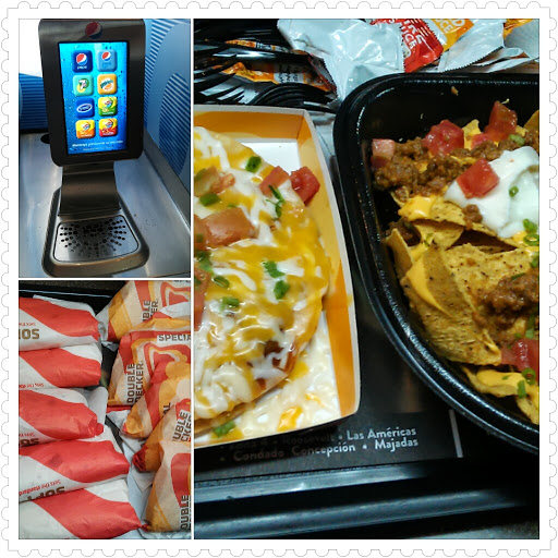 Taco Bell高級飲料機