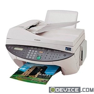 pic 1 - ways to down load Canon MultiPass F80 printing device driver