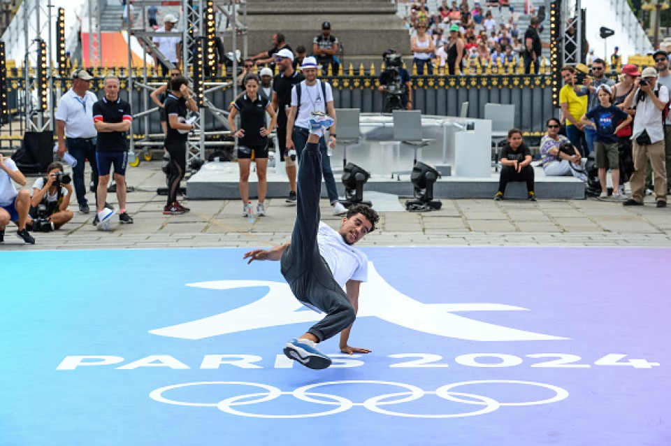 Breakdancing among 4 sports likely added to Paris 2024 Olympics