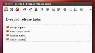 Cómo instalar Everpad en Ubuntu