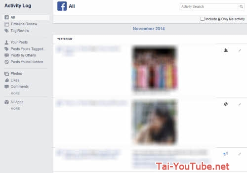 Hình 3 - Các việc bạn nên làm trên Facebook thường xuyên
