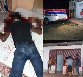Homem é assassinado dentro de casa em Itaituba, PA.