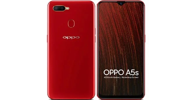 Harga Oppo A5s
