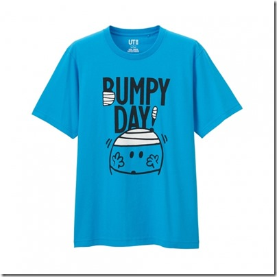 UNIQLO Mr. Men Little Miss UT Graphic T-Shirt man 07