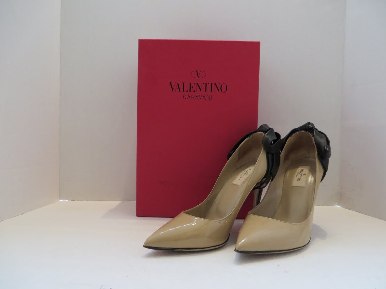 Valentino Two-Tone Pumps