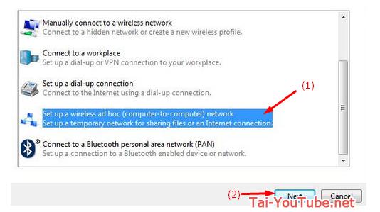 Cách phát Wifi không cần sử dụng phần mềm bên thứ ba hỗ trợ + HÌnh 6