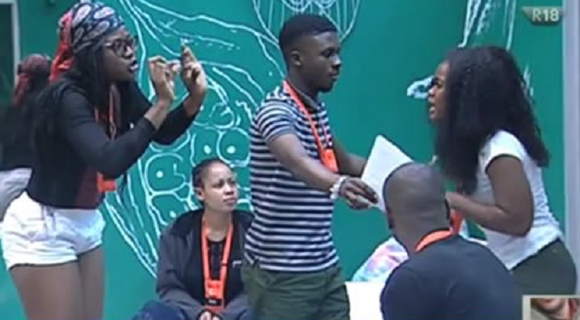 Image result for bbnaija alex and cee-c