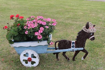 Chuckies cart