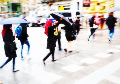 กระเป๋าเปียกฝน ทำไงดี, กระเป๋าเปียกน้ำ ทำไงดี