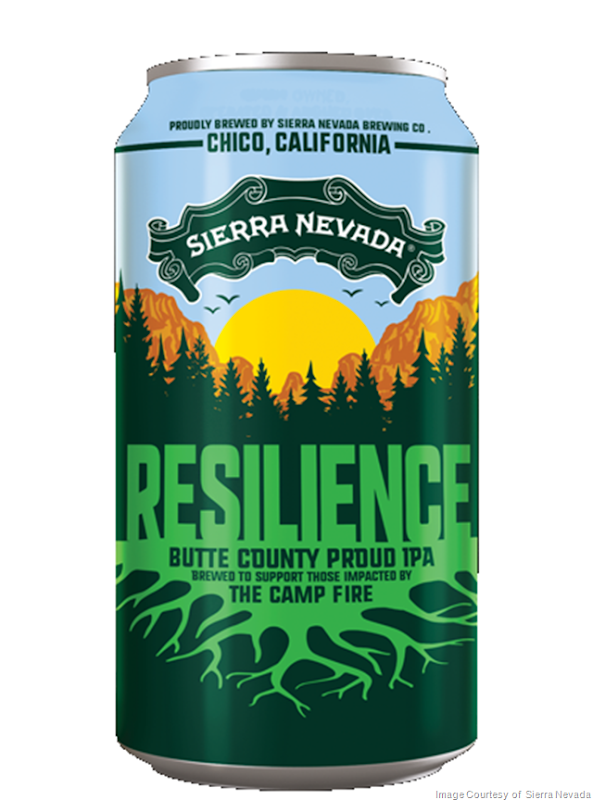 Over 500 Breweries Sign On For Sierra Nevada Resilience Camp Fire Relief Fund Project (Full List)