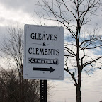 Gleaves - Clements Cemetery Located on Earhart Pike Hermitage, Tennessee