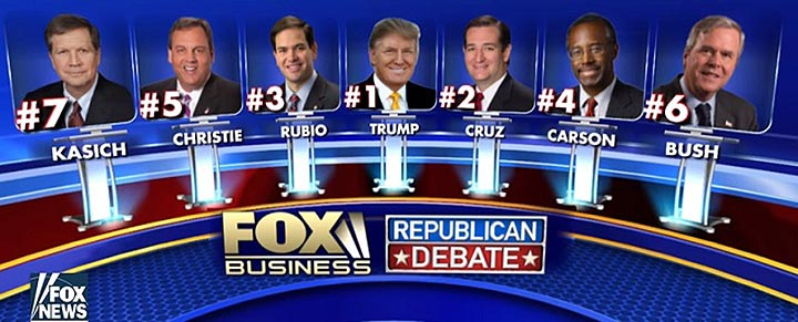 Best lines from the January 14 GOP debate