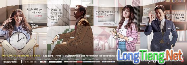 """4 lí do không thể bỏ qua """"Chief Kim"""" – phim Hàn """"ngáo"""" nhất đầu 2017! - Ảnh 5."""